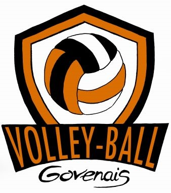 Logo Volley-Ball Club Govenais